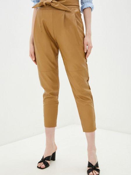 Коричневые брюки You&you