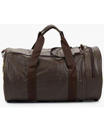Спортивная сумка кожаная Young & Rich