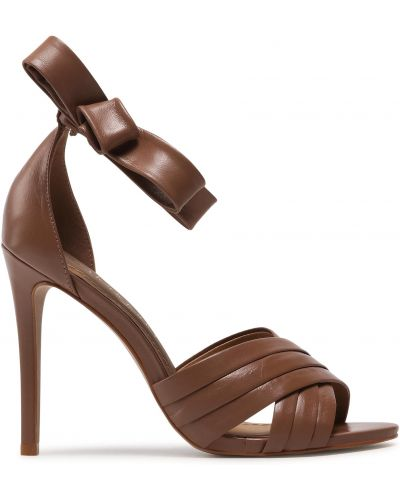 Босоножки - коричневые Eva Longoria