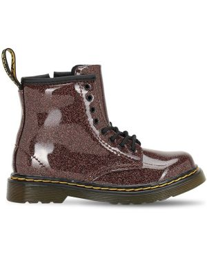 Ботинки на молнии на шнуровке Dr.martens