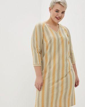 Разноцветное платье Gorda Bella