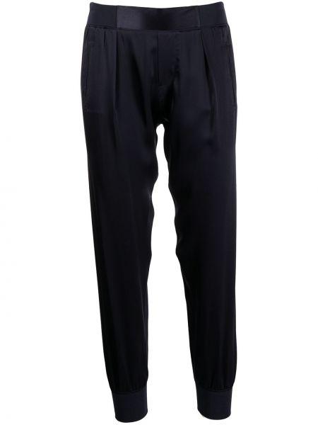 Укороченные брюки - синие Atm Anthony Thomas Melillo