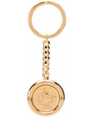Brelok ze złota żółty Chanel Pre-owned