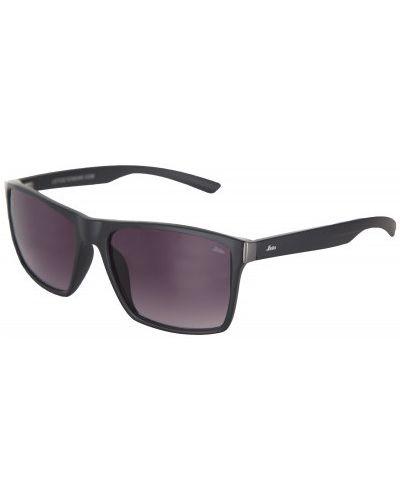 Солнцезащитные очки черные с градиентом Leto
