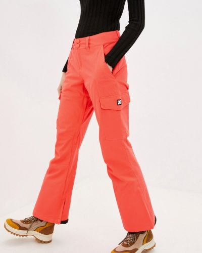 Красные горнолыжные брюки Dc Shoes