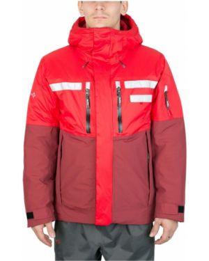 Флисовая куртка - красная Red Fox
