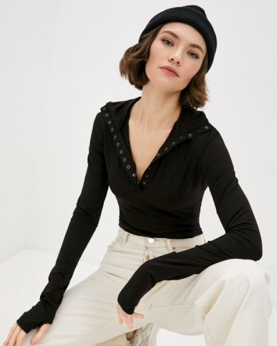 Черная блузка Sugarlife