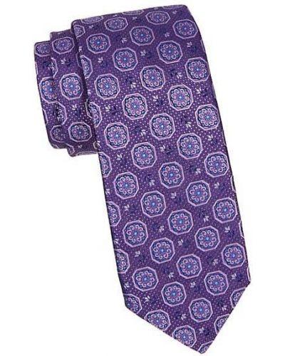 Фиолетовый медальон Canali