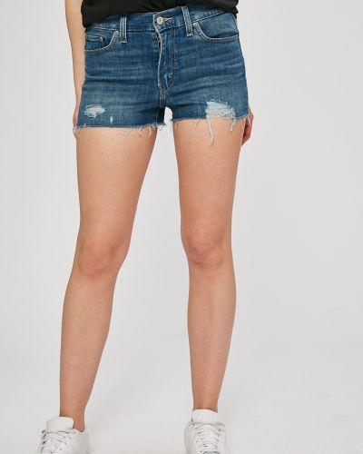 Шорты с завышенной талией джинсовые Levi's®