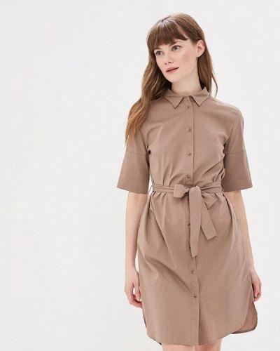 Платье платье-рубашка весеннее Sela