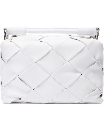 Белая текстильная сумка Doria Maria
