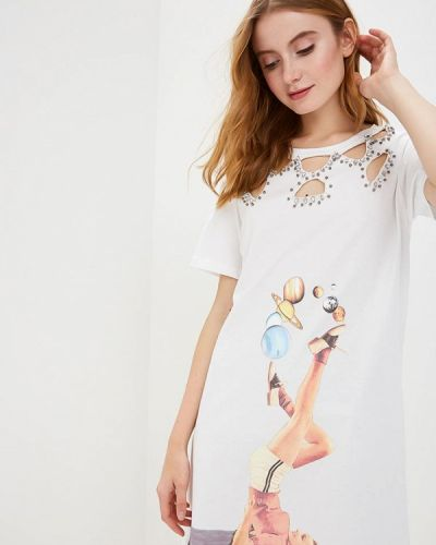 Платье весеннее турецкий Silvian Heach