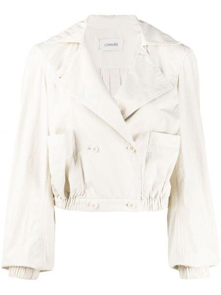 Kurtka bawełniana - biała Lemaire