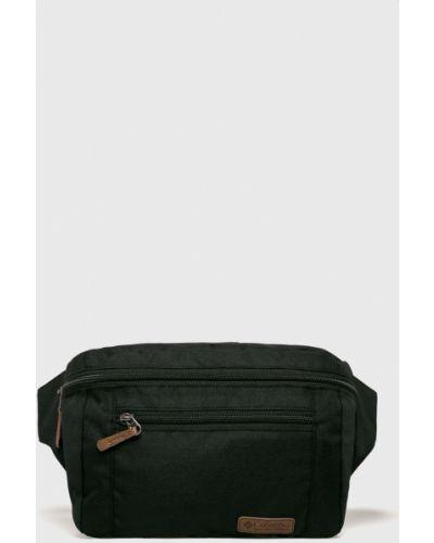 Черная поясная сумка Columbia