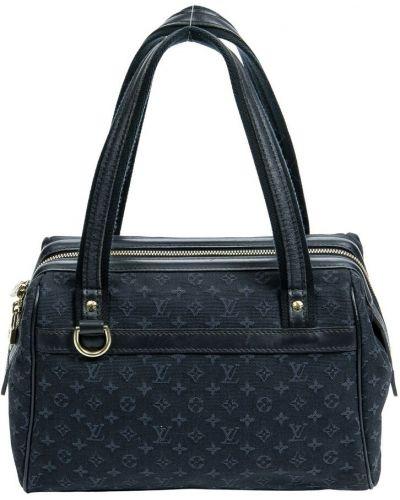 Niebieska torebka Louis Vuitton Vintage