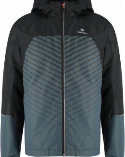 Спортивная утепленная куртка для бега с капюшоном Nordway