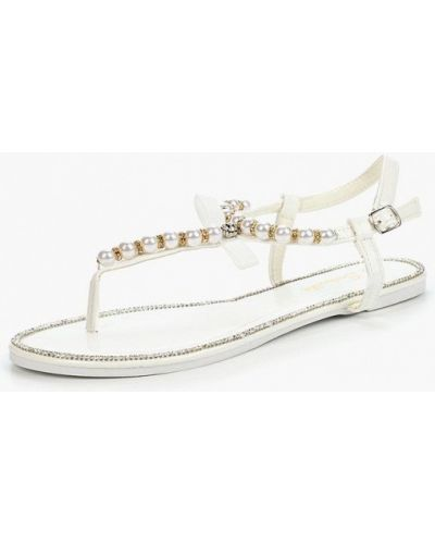 Белые сандалии Saivvila