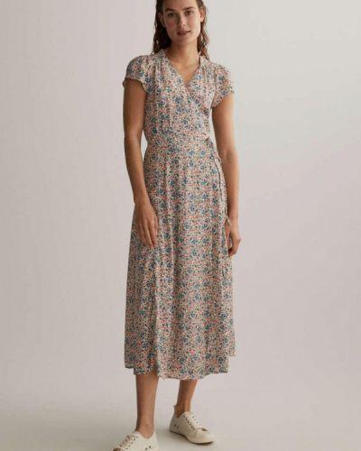 Платье с запахом Oysho