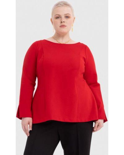 Блузка - красная W&b