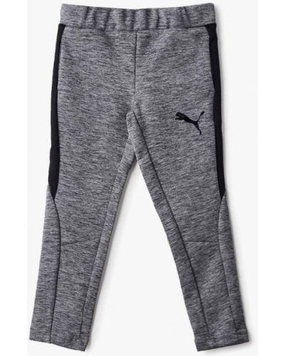 Серые брюки спортивные Puma