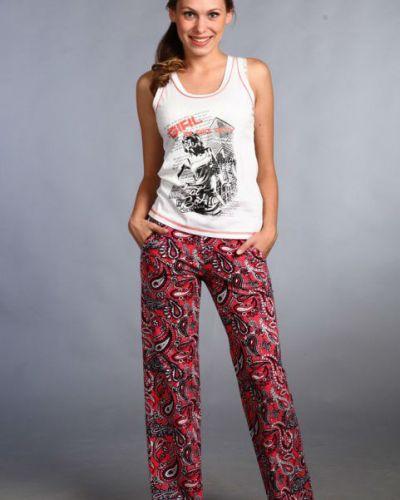 Классические брюки на резинке летние Грандсток