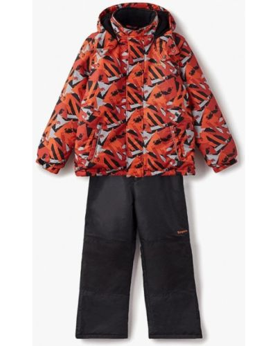 Комбинезон черный оранжевый Zingaro By Gusti
