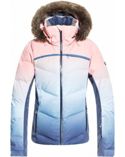 Синяя куртка для сноуборда Roxy