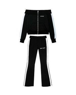 Черный спортивный костюм Palm Angels