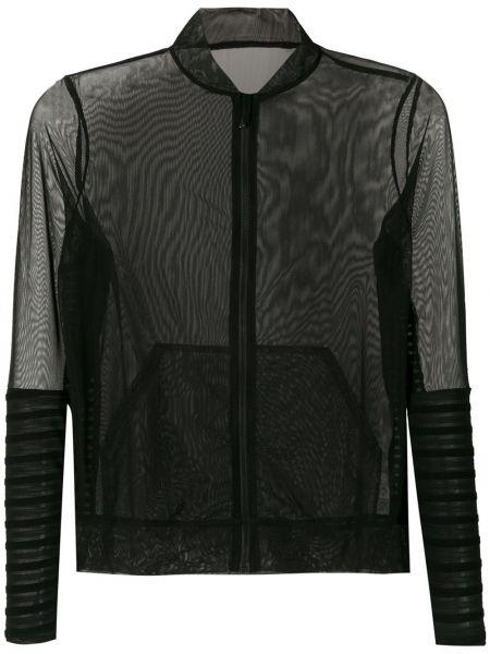 Черная куртка Track & Field