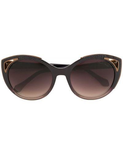 Солнцезащитные очки металлические пластиковые Roberto Cavalli