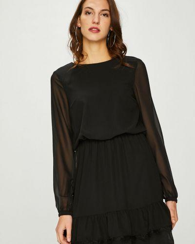Платье с вырезом из полиэстера Vero Moda