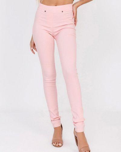 Повседневные розовые брюки Magnet