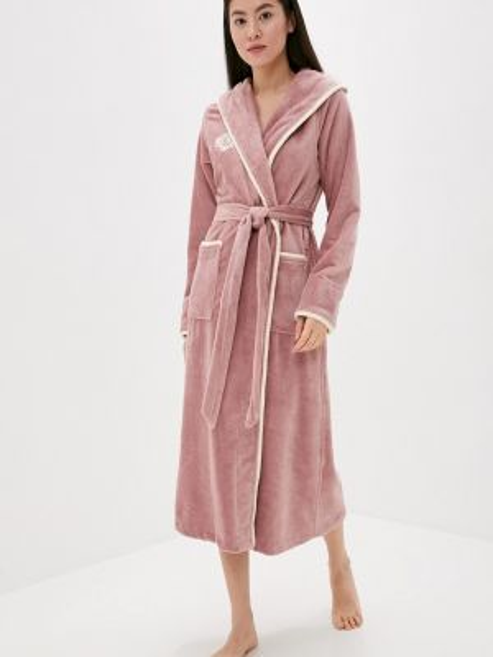 Домашний халат - розовый Five Wien Home