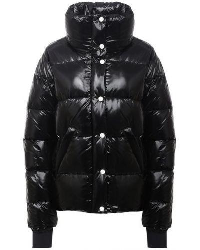Пуховая куртка - черная Sam.