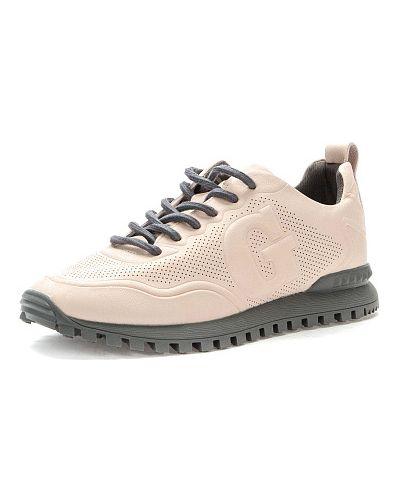 Розовые кроссовки Grunberg