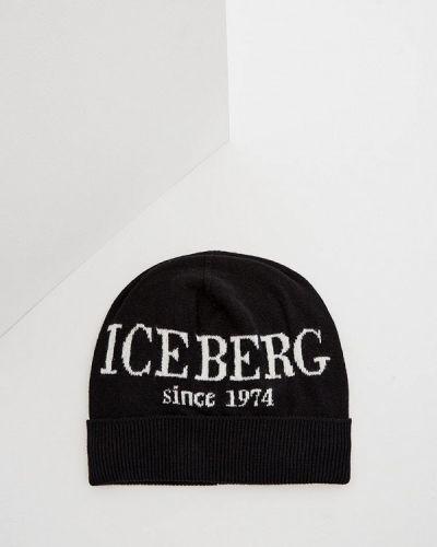 Шапка осенняя итальянская Iceberg