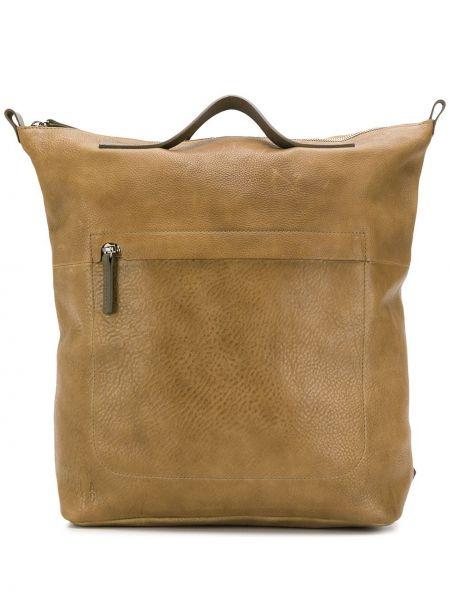 Кожаная сумка круглая Ally Capellino