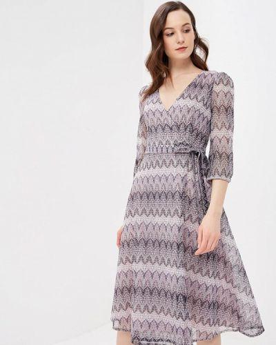 Платье с длинными рукавами весеннее Lusio