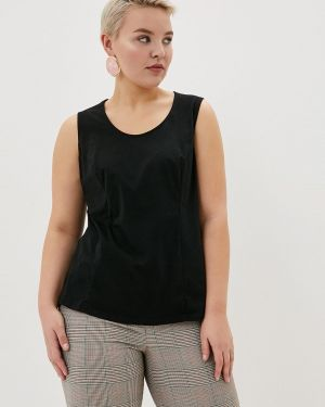Топ - черный Darissa Fashion