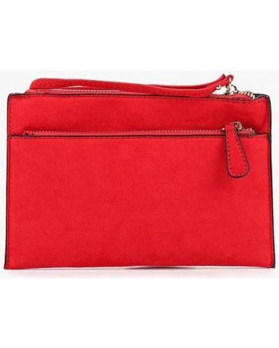 Красный клатч Dorothy Perkins