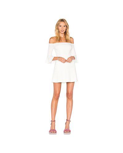 Платье мини облегающее деловое Nbd
