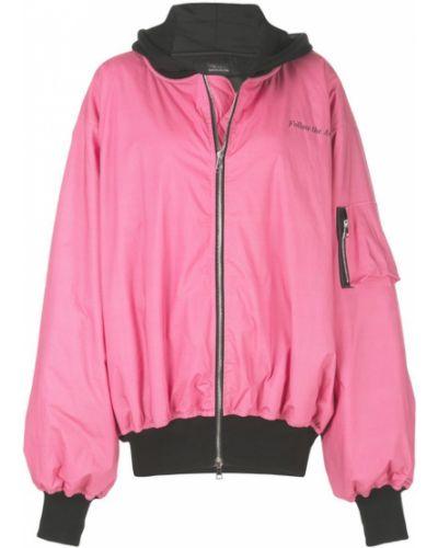 Розовая куртка Barbara Bologna