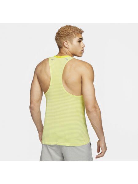 Koszula z cięciem bez rękawów Nike