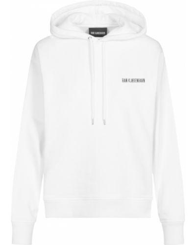 Biała bluza Han Kjobenhavn