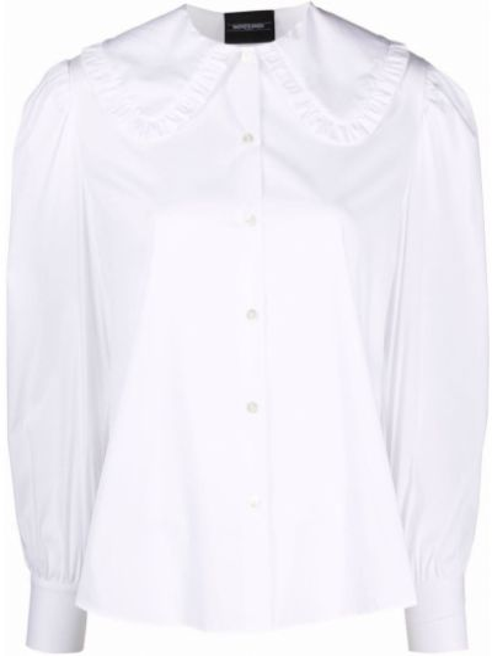 Белая рубашка длинная Simonetta Ravizza