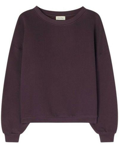 Sweter vintage - fioletowy American Vintage