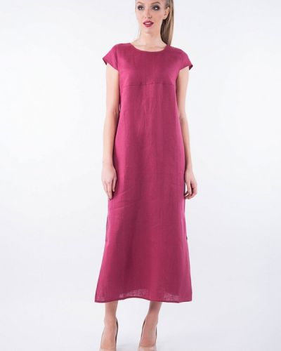 Повседневное красное платье Gabriela