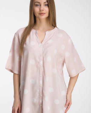 Блузка свободного кроя Modalime