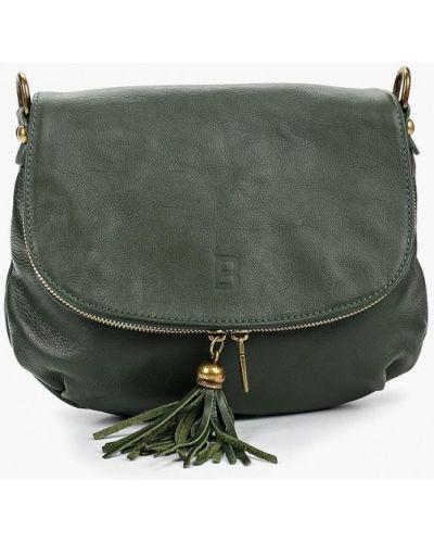 Кожаная сумка через плечо итальянский Roberto Buono