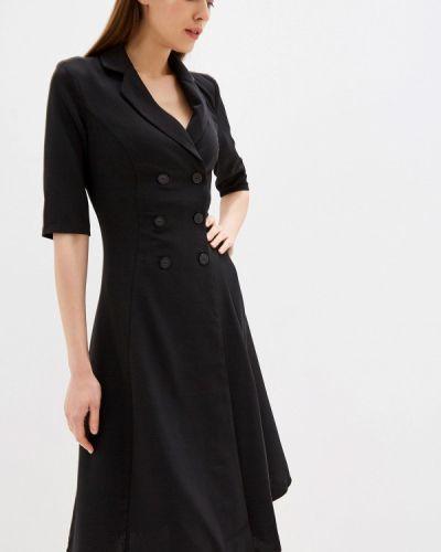 Платье - черное Imago